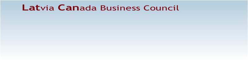 Latvia Canada Business Council